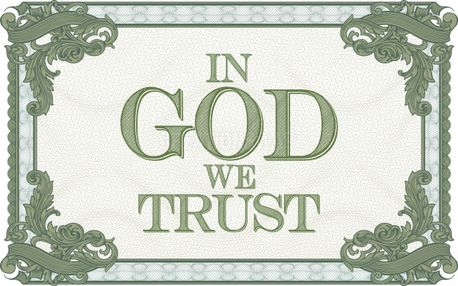 IN GOD WE TRUST (60610)
