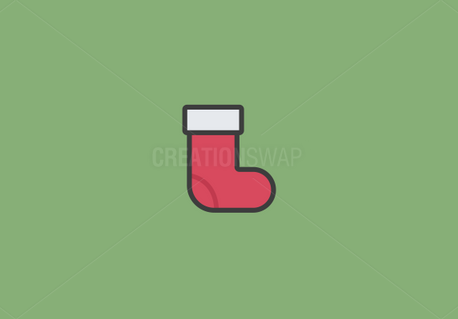 Christmas Stocking (60729)