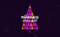 Triangle Christmas Offering