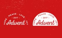 Advent Badge