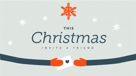 Invite A Friend For Christmas (61332)