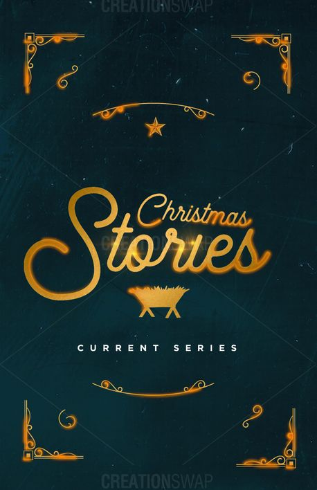 Christmas Stories Bulletin  (61418)