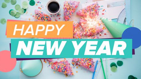 New Year Slide (61438)