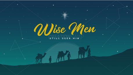 Wise Men Still Seek Him (61517)