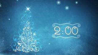 Snowflake Christmas Countdown