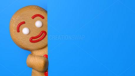 Gingerbread Man (61614)