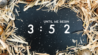 Designed Christmas Countdown
