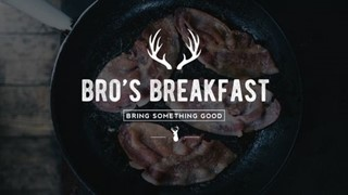 Bro's Breakfast Event Slide