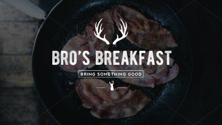 Bro's Breakfast Event Slide (61825)