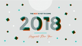 The Best Is Yet To Come - 2018