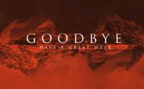 Split Horizon Goodbye
