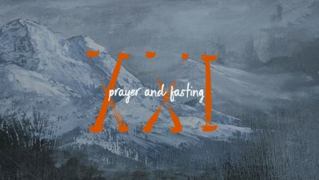 21 Days of Prayer and Fasting (62378)