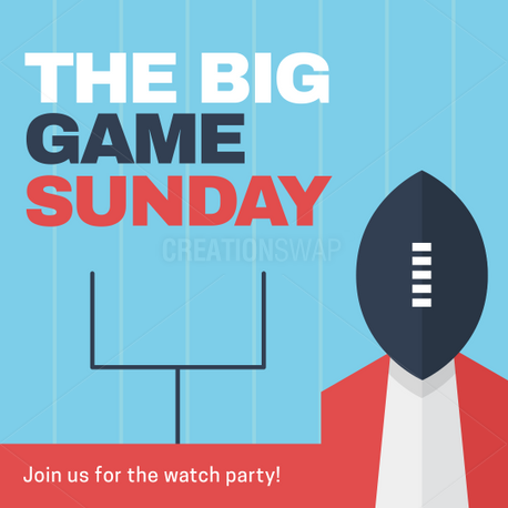 The big game (62501)