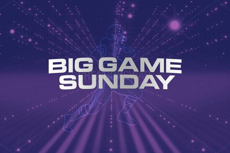 Big Game Sunday Slides (62786)
