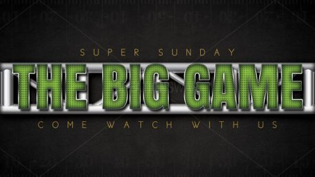 The Big Game Graphic (62869)