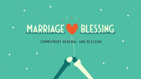 Marriage Blessing (63227)
