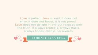 DTR Scripture