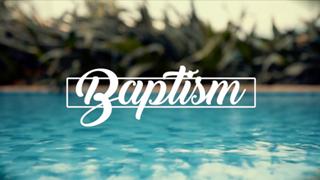 Baptism pool loop