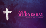 Ash Wednesday Title (63565)