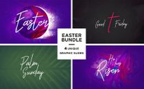 Easter 2018 Slide Bundle