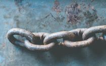 Rusting Chain