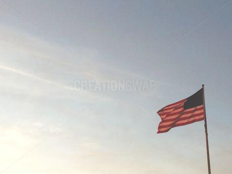 American Flag  (64289)