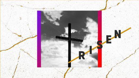 Risen // Easter Sermon Series (64309)