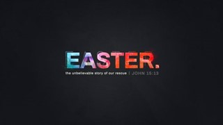 Greater Love Easter Slides