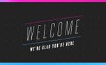 Modern Welcome Loop (64693)