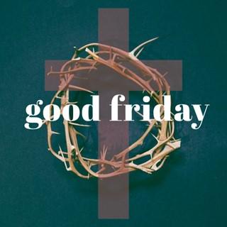 Good Friday Cross+Crown
