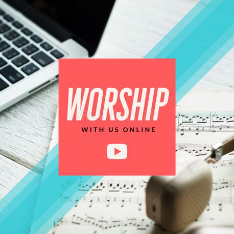 Online Worship (64917)