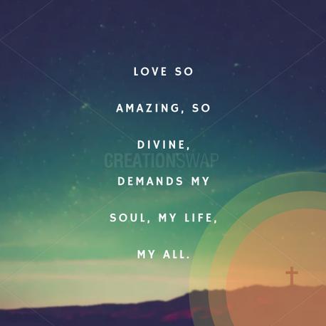 Love So Amazing (64919)