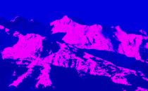 Magenta Mountains