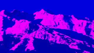 Magenta Mountains