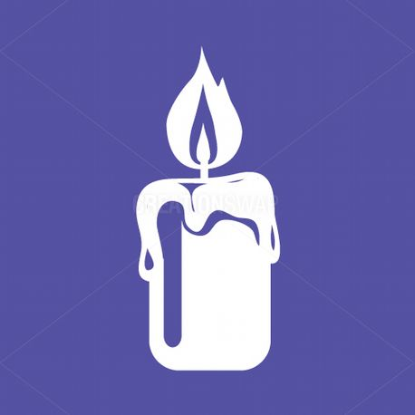 Candle light Icon (65195)