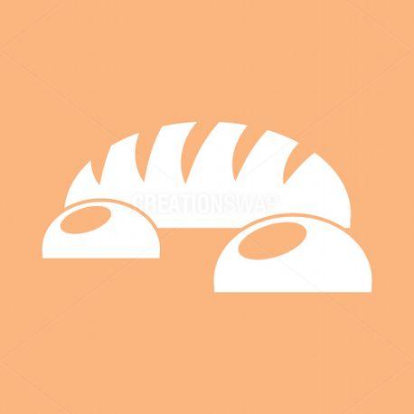Bread Icon (65197)