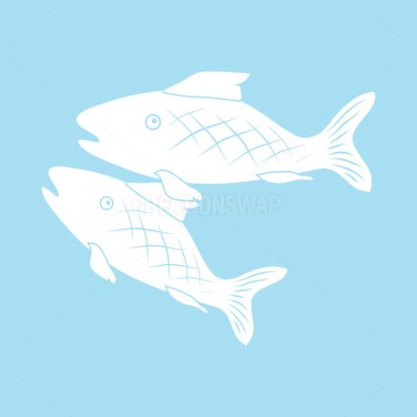 Two Fish Icon (65200)