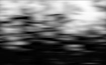 Black & White Faux Waves