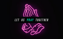 Let us pray together