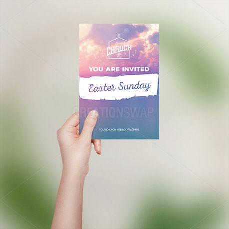 Easter Invite Card (65509)