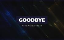 Glow Static Goodbye