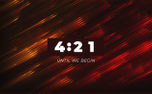 Glow Static Countdown (65755)