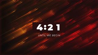 Glow Static Countdown