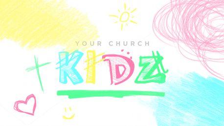 Kids Church logo (65974)