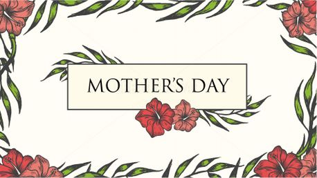 Mother's Day - Tropical (65987)
