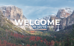Spring Pine Valley Welcome (66080)