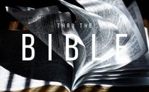 Thru the bible