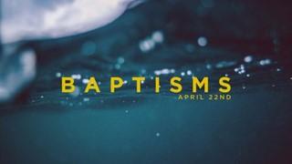 Baptisms Slides