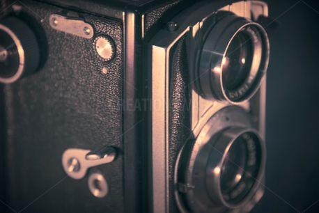 Vintage Camera (66232)