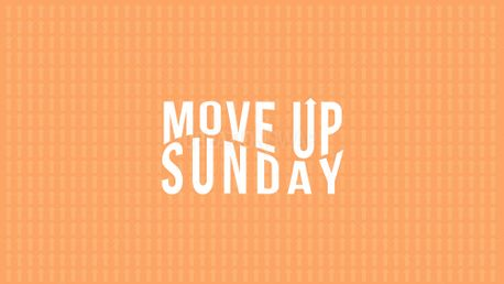 Move Up Sunday Logo and Slide (66496)